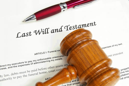 How Do You Contest A Will In Virginia?