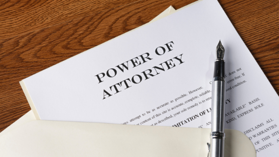 Power Of Attorney FAQs