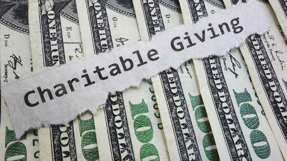Charitable Giving From IRAs Under The Tax Relief Act